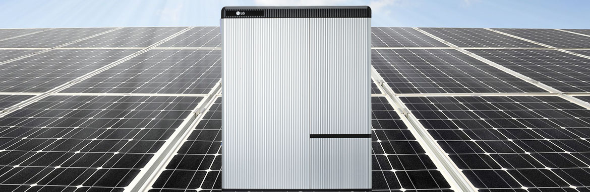 Xion Off Grid Energy Storage.
