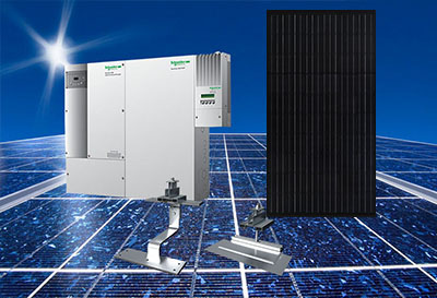 Amerisun Solar off grid systems.