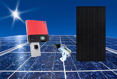 Amerisun Solar battery-less backup power kits.